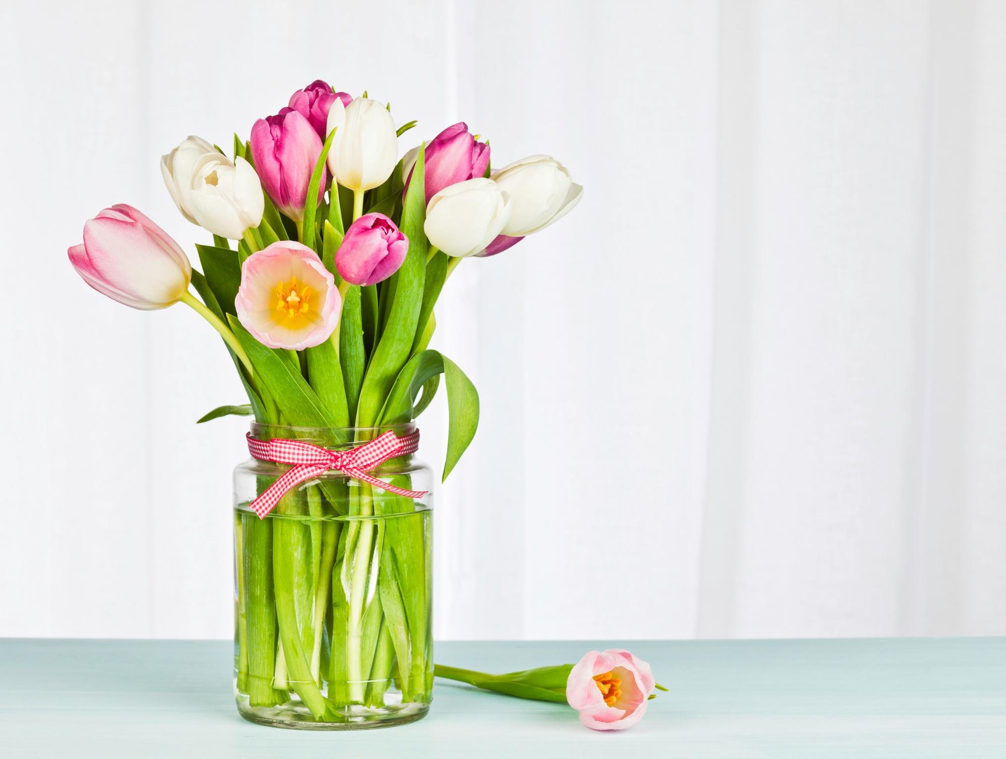 Kevään kukat ja kasvit sisustuksessa