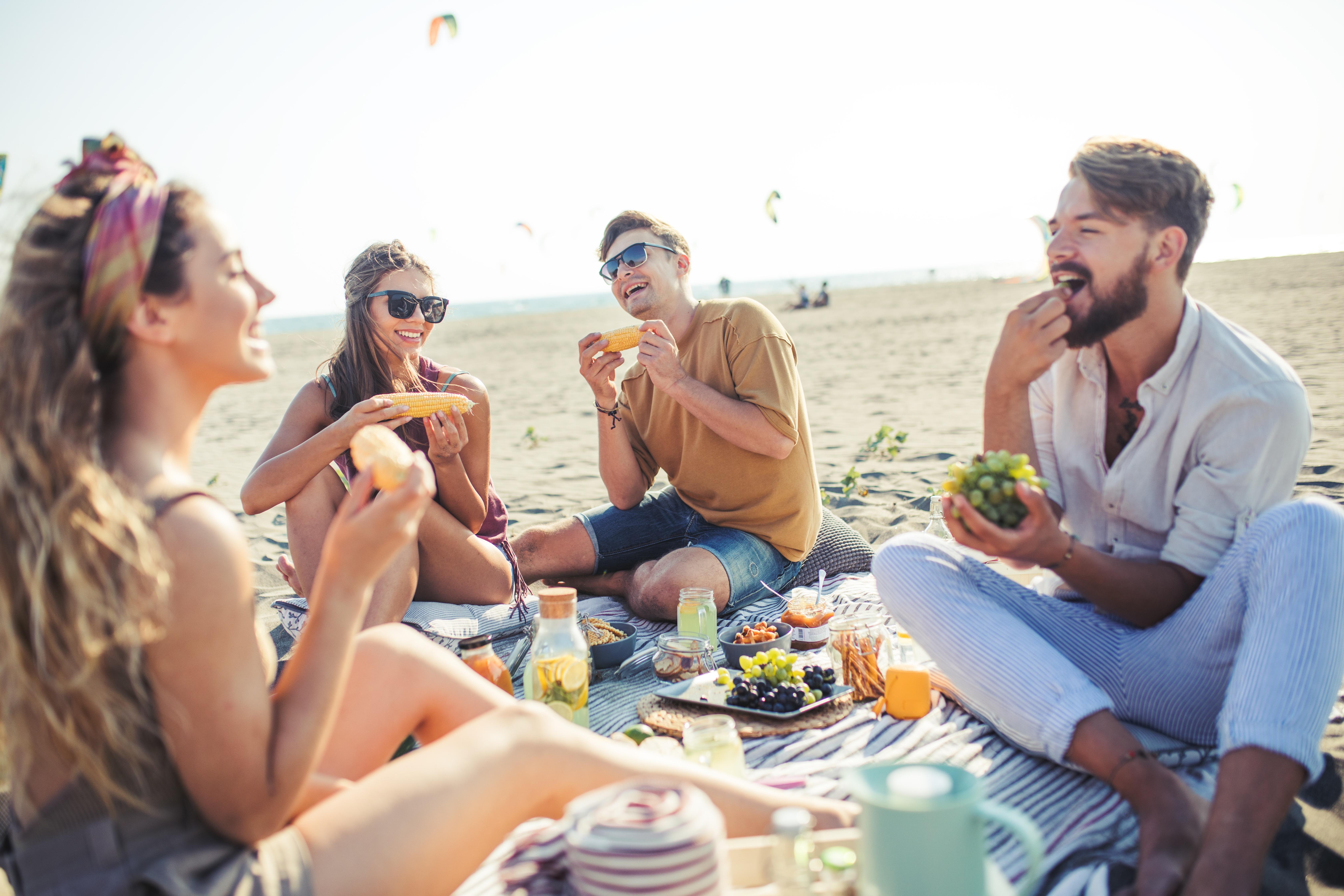 Järjestä kesäinen piknik